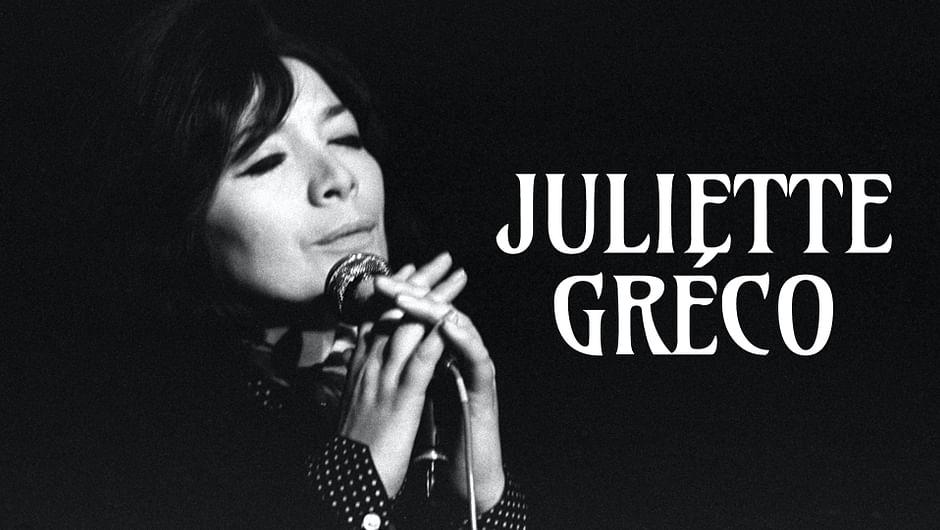 Juliette Gréco im Pariser Olympia, 1993