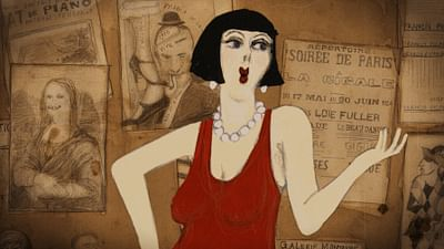 Mademoiselle Kiki und das Leben in Montparnasse