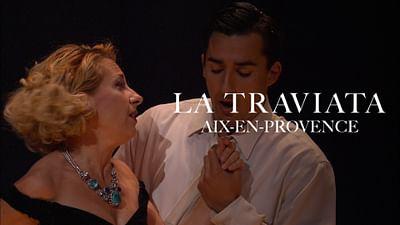 """""""La Traviata"""" aus Aix-en-Provence"""