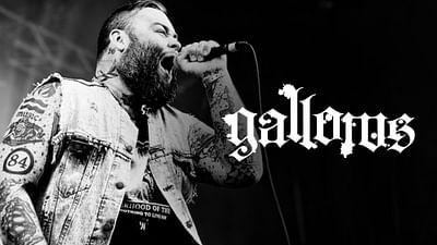Gallows beim Hellfest (2013)
