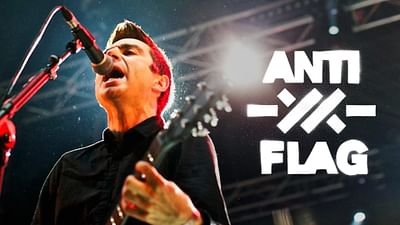 Anti-Flag beim Hellfest (2013)