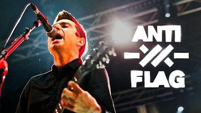 Anti-Flag beim Hellfest (2013)