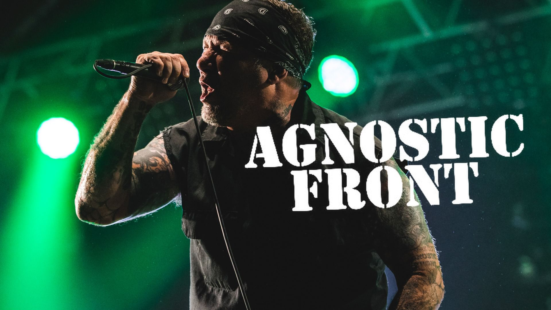 Agnostic Front (Hellfest 2013)