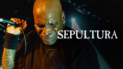 Sepultura beim Hellfest (2014)