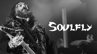 Soulfly beim Hellfest (2014)
