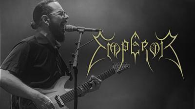 Emperor beim Hellfest (2014)