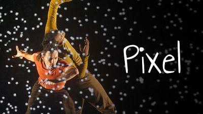 """""""Pixel"""" von Mourad Merzouki beim Festival Kalypso"""