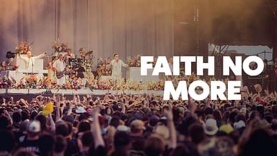 Faith No More beim Hellfest (2015)