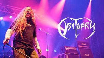 Obituary beim Hellfest (2015)