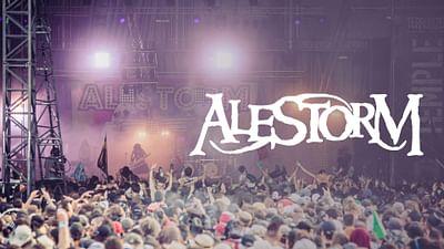 Alestorm beim Hellfest (2015)