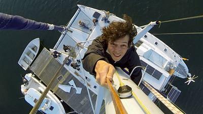 Mit Kompass und Köpfchen auf hoher See