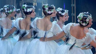 Die Tanzschüler der Pariser Oper ... 5 Jahre später