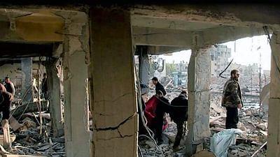 Zwölf Tage, zwölf Nächte in Damaskus