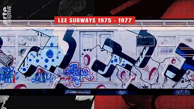 The Rise of Graffiti Writing – From New York To Europe (1/10)