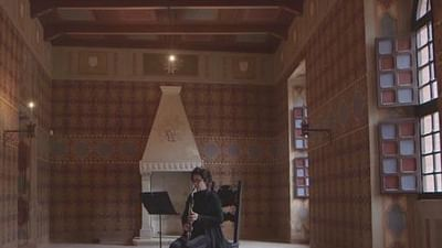"""""""Ixor IV"""", ein Werk für Klarinette von Giacinto Scelsi"""