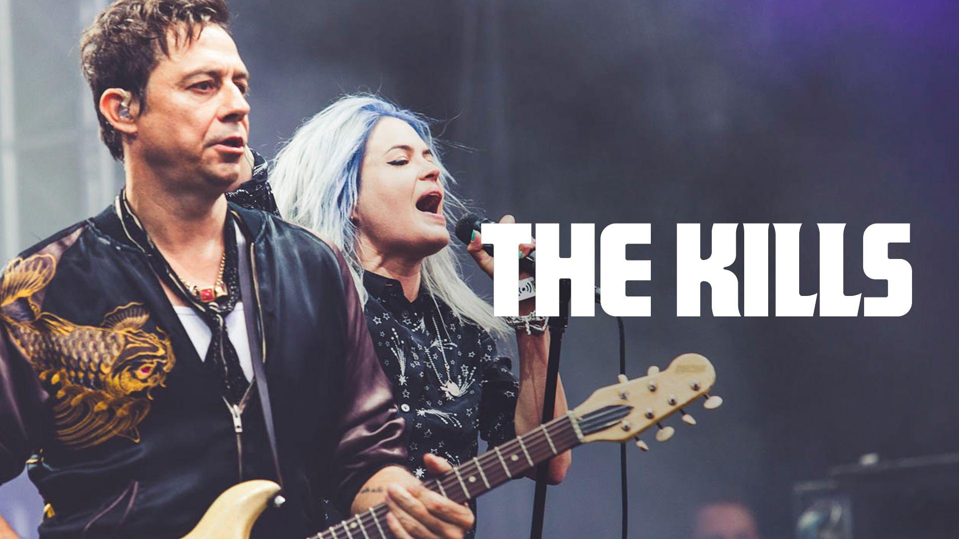 The Kills (Melt Festival 2017)