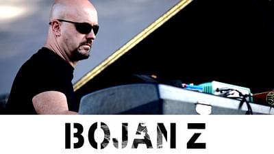Bojan Z beim Festival Like A Jazz Machine
