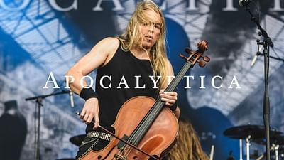 Apocalyptica beim Hellfest (2017)