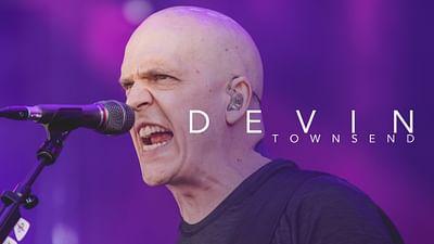 Devin Townsend beim Hellfest (2017)