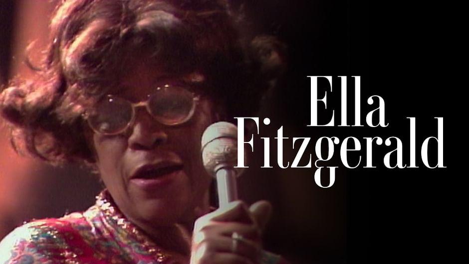 Ella Fitzgerald & Trio - Live auf dem Montreux Jazz Festival 1975