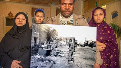Iran-Irak: Die Kamera als Waffe