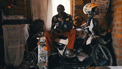 Africa Riding: Jackson, Uganda