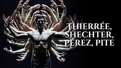 Vier Choreographen an der Pariser Oper
