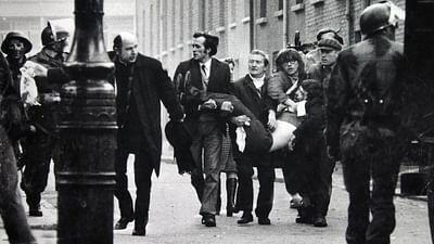 Nordirland - Fotos, die Geschichte schrieben