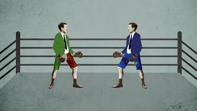 EU gegen Italien: Boxkampf um den Haushalt
