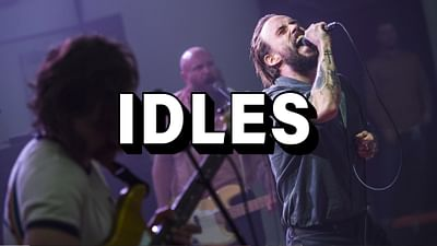 Release Party: Idles