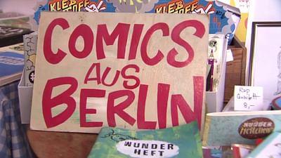 Comic: Zuschuss für Zeichner und Autoren