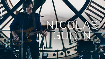 Nicolas Godin (Air) zu Gast bei Passengers