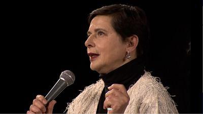 Masterclass mit Isabella Rossellini
