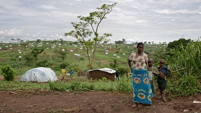 Uganda: Paradies für Flüchtlinge