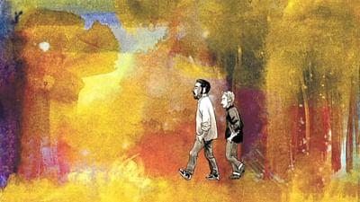 Ein Comic zeigt das Leben in der offenen Psychiatrie