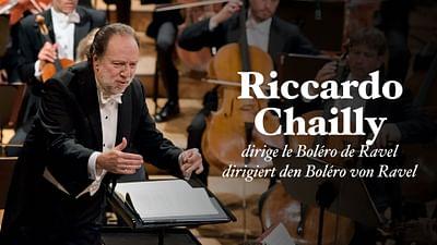 Riccardo Chailly dirigiert den Boléro von Ravel