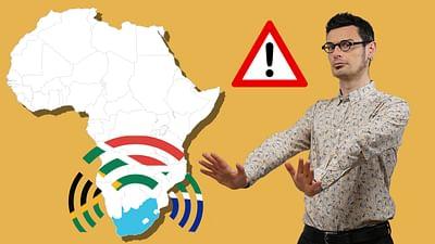 Bremst sich Südafrika in puncto Internet selbst aus?
