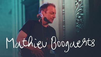 Mathieu Boogaerts beim Festival 36h Saint-Eustache