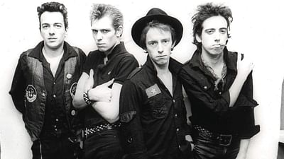 Blow up - The Clash im Film