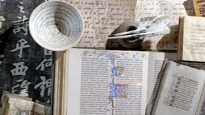 Vom Schreiben und Denken. Die Saga der Schrift (1/3)