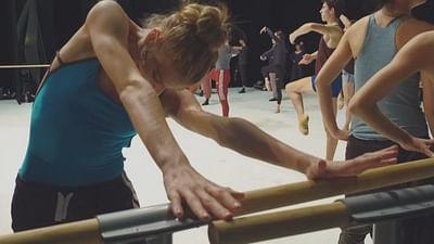 Warm Up Ballet Cendrillon