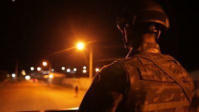Brasilien: An der Grenze