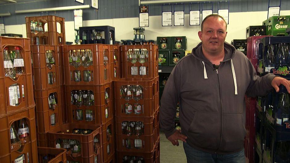 Re: Der Glasflaschenrebell - Ein Getränkehändler kämpft gegen Plastik | ARTE