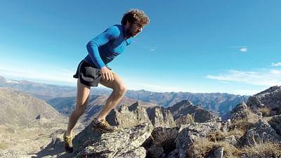 100 pro - Brice Delsouiller, Skyrunner und Hirte in den Pyrenäen