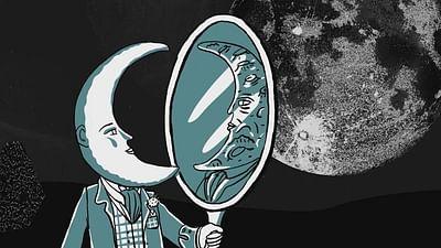 Der Mond und wir