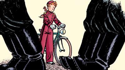 Comicheld Spirou: Ein Page im Dienst der Gerechtigkeit