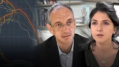 Leïla Seurat und Frédéric Encel - Israel/Palästina