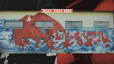 The Rise of Graffiti Writing - Stockholm