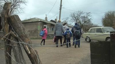 Ostukraine: Lehrerin an der Front