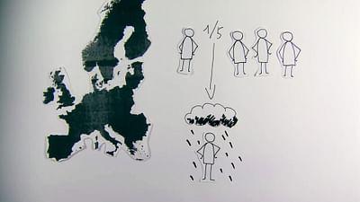 Arm trotz Aufschwung: Werden wir Europäer immer ärmer?